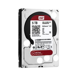 Western Digital WD50EFRX Red Internal Hard Drive 5TB